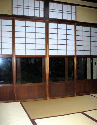 японская комната